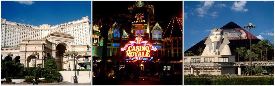 Prima volta a Las Vegas... e anche l'ultima!