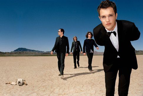 The Killers - Foto New Myspace