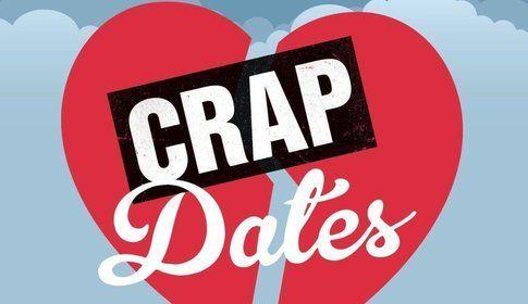 Copertina di Crap Dates - foto dalla pagina ufficiale di facebook