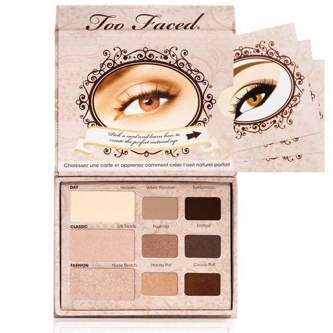 Too Faced Naked Eye Palette