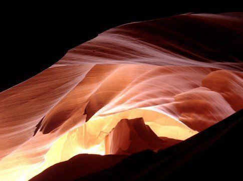 Antelope Canyon ©marziakeller