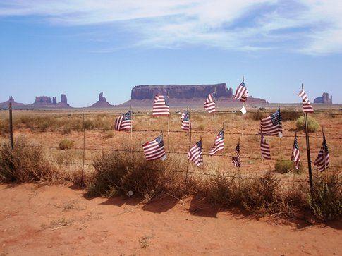 Monument Valley ©marziakeller