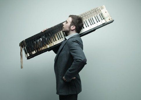 Raphael Gualazzi - foto da soundsblog