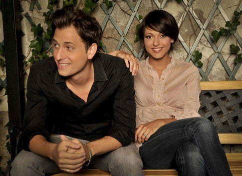 Simona Molinari e Peter Cincotti - foto da repubblica