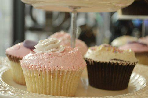 I cupcake dell'evento