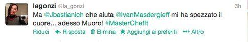 Tweet di Joe salvation Ivan