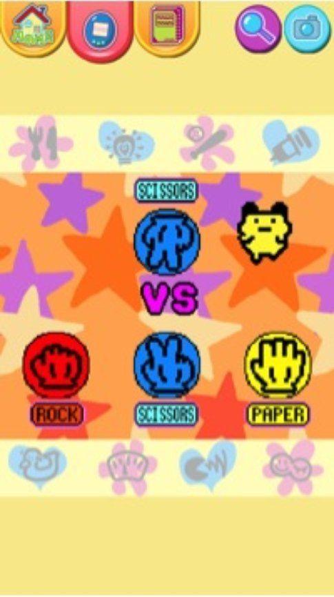 Minigames in Tamagotchi L.I.F.E - Fonte: tamagotchilife.com