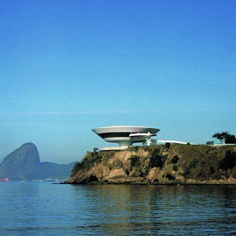 Museo di Arte Contemporanea, Niterói, Brasile. 1991-96