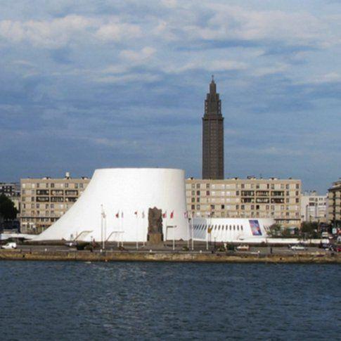 La Maison de la culture du Havre. Francia. 1978-1982