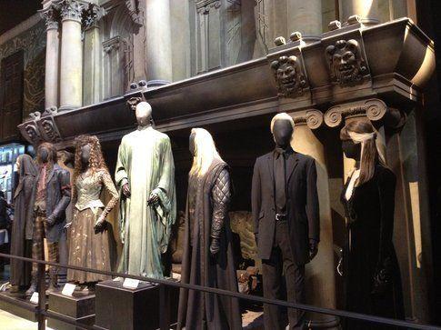 Lord Voldemort e i Mangiamorte - ph Simona Forti