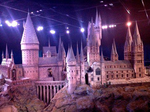 Castello di Hogwarts - ph Simona Forti