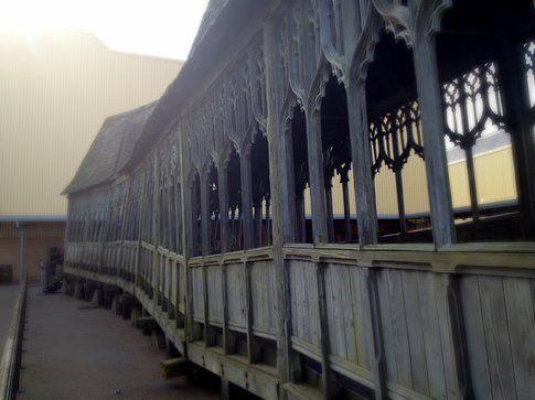 Ponte del Castello di Hogwarts - ph Simona Forti