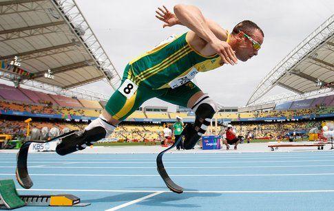 Oscar Pistorius - foto da internazionale