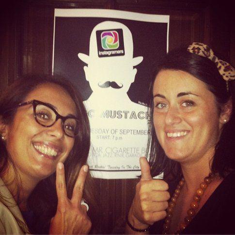 Io e Ilary alla Social Media Week di Torino