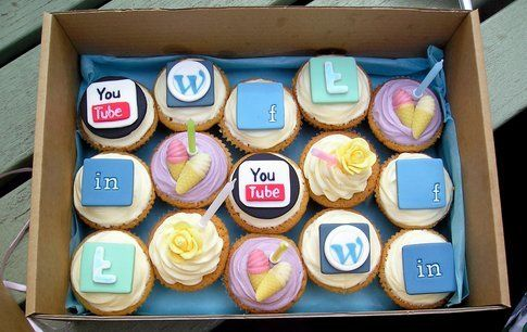 cupcakes social network