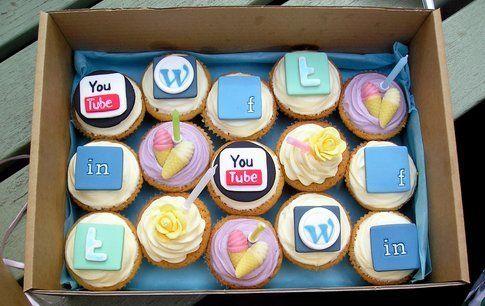cupcakes social network