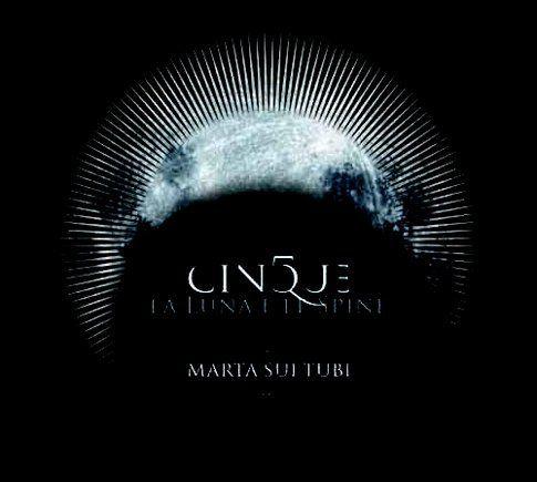 Cover dell'album Cinque, la luna e le spine