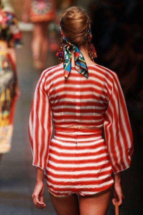 Dolce e Gabbana, fonte pianeta donna