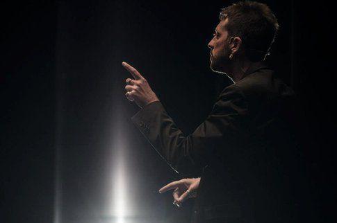 Andrea Scanzi - foto da sito ufficiale