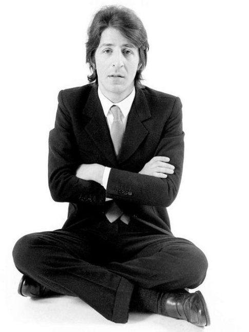 Giorgio Gaber - foto da Fondazione Gaber