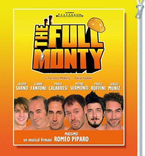 Locandina di The Full Monty