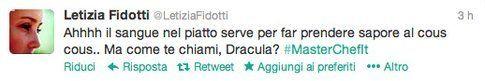tweet di @letiziafidotti