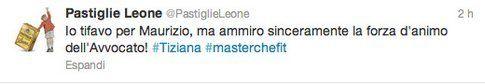 Tweet di @PastiglieLeone