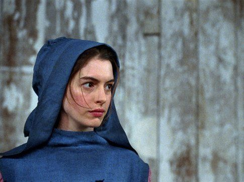 Les miserables - Anne Hathaway - migliore attrice non protagonista