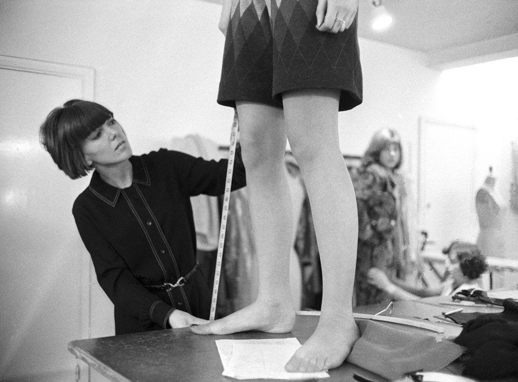Mary Quant e la sua grande invenzione: la minigonna!