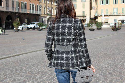 L'outfit di Vanessa Ziletti