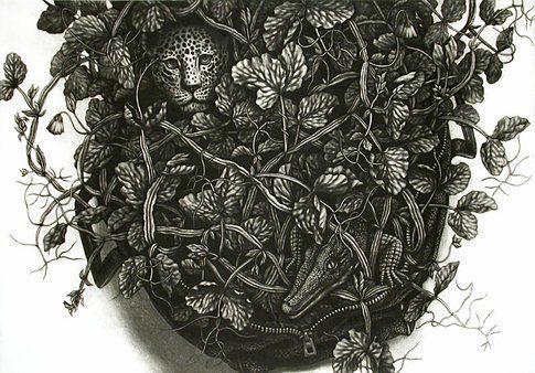 Altra illustrazione di Atsuo Sakazume