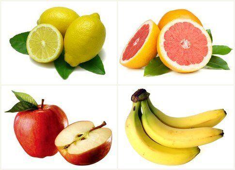 frutta di stagione per il mese di marzo