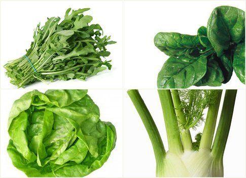 verdura di stagione per il mese di marzo