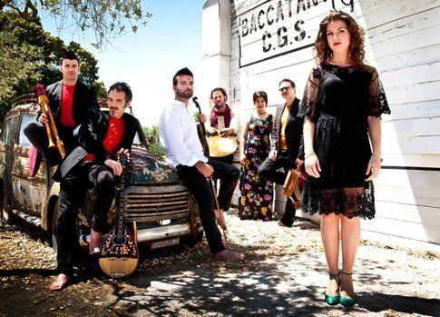 Canzoniere Grecanico Salentino - foto sito ufficiale