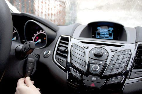 La nuova Ford Fiesta