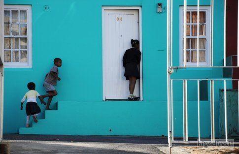 Fotografia di strada: bambini a Cape Town ©marziakeller