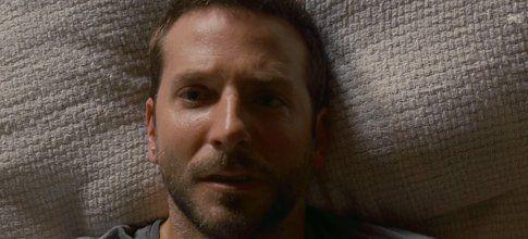 Bradley Cooper è Pat Solatano - foto da awardsdaily