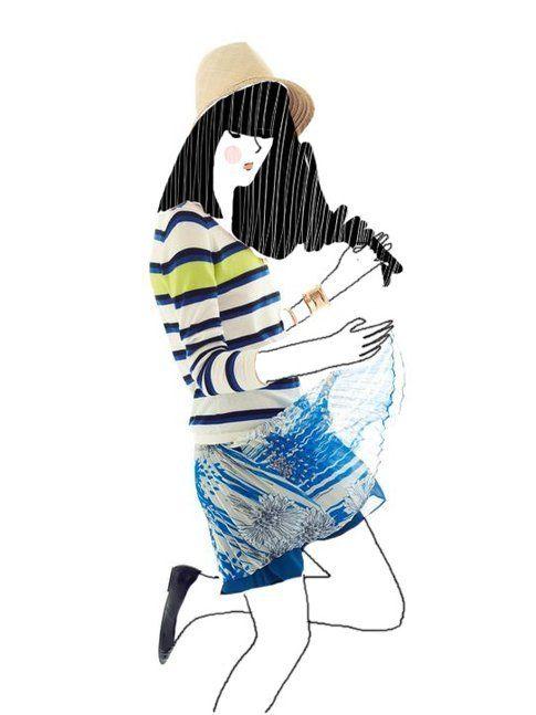 Illustrazione originale di Eleonora Crippa