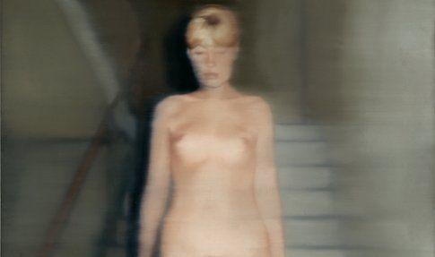 """Ema"", Gerhard Richter"