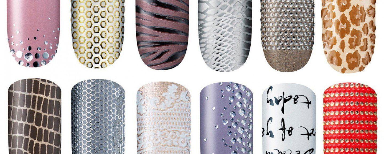 Stickers per unghie: mai provati?