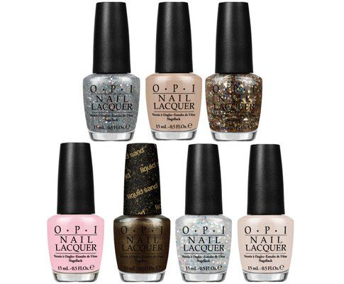 OPI Oz The Great and Powerful Polishes