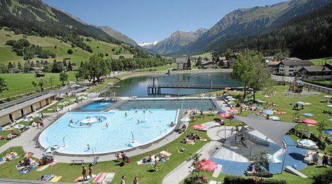 Lido di Klosters. Foto di Davos.ch