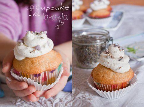 """Cupcake alla lavanda di """"Bolli Bolli Pentolino"""" (credits foto Laura)"""