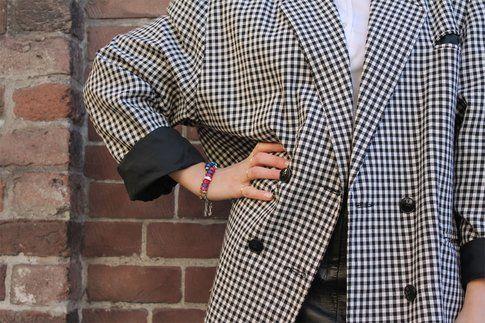 Outfit Radical Chic con accessori Morellato