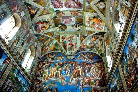 musei vaticani roma cappella sistina