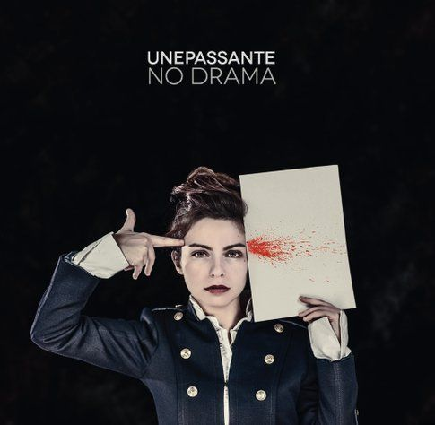 No Drama cover - Ph. & Artwork by devilsoap.com