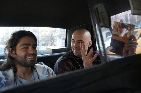 Il taxi di Wilson - foto nytimes