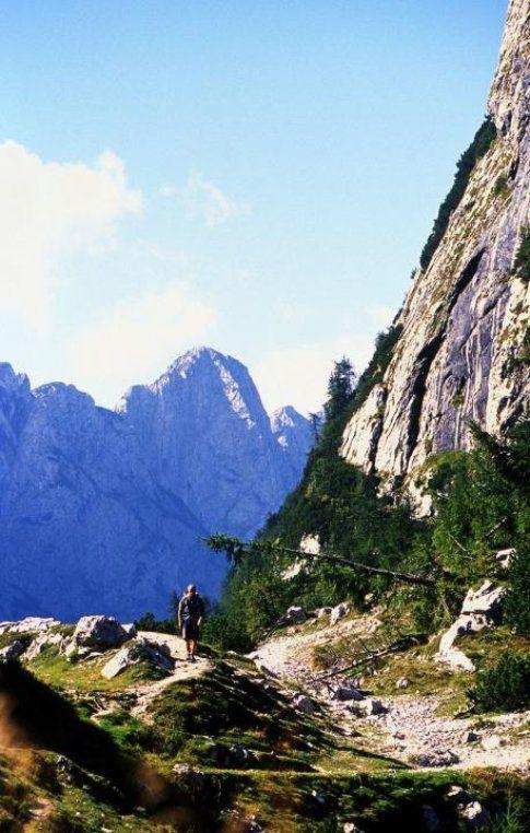 Perdersi sulle Alpi Slovene. Foto di Sacredrides.com