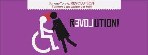 Copertina di Revolution - foto da pagina di facebook ufficiale