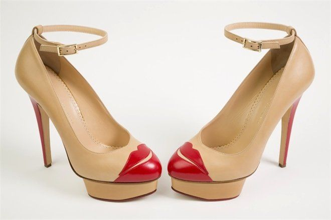 Kiss me Dolores Charlotte Olympia